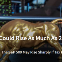 Stocks Could Rise As Much As 27% in 2018